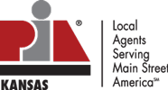 Professional Insurance Agents of Kansas association logo